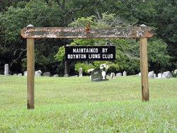 New Boynton Cemetery