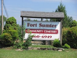 Fort Sumter Community  Cemetery