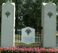 Saint Gertrudes Roman Catholic Cemetery