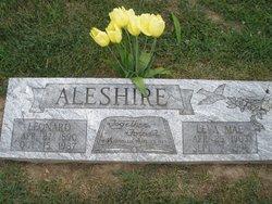 Leonard Harrison Lennie Aleshire