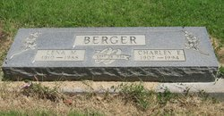 Lena Mary <i>Butner</i> Berger
