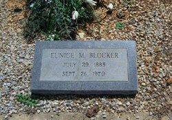 Eunice M. Blocker