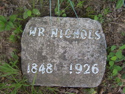 William Riley W.R. Nichols
