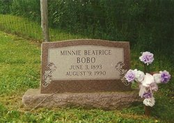 Minnie Beatrice <i>Bosley</i> Bobo