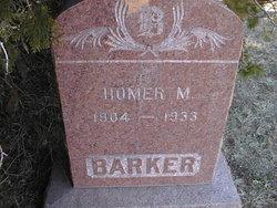 Homer McKinley Jack Barker