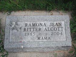 Ramona Jean <i>Ritter</i> Alcott