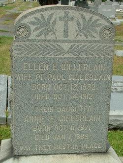 Ellen E <i>Gallilee</i> Gillerlain