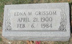 Edna M. Grissom