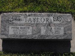 Hyrum Heber Taylor