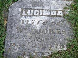 Lucinda <i>Ginn</i> Jones
