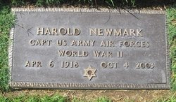 Harold Newmark