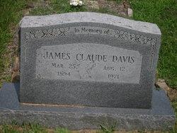 James Claude Davis
