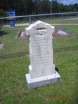 Mrs Georgia Ann Annie <i>Simmons</i> Maynard