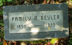 Pamily A. <i>Cameron</i> Beyler