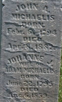 John Adam Michaels