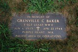 Grenville C Baker
