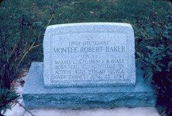 Montee Robert Baker