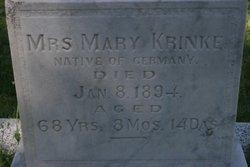 Maria Krinke