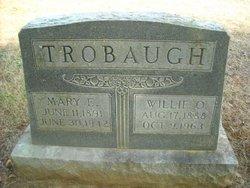 Willie O Trobaugh