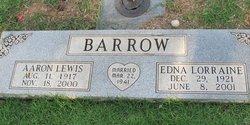 Aaron Lewis Barrow