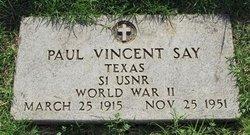 Paul Vincent Say