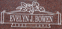 Evelyn Jolene <i>Kelley</i> Bowen