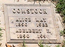 Adelbert Edwin Comstock