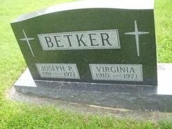 Joseph P Betker, Jr