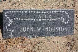 John W Houston