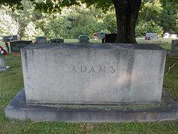 Sarah <i>Sharp</i> Adams