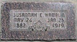Susannah Ellen <i>Venable</i> Hamblin