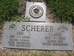 Claire Scherer