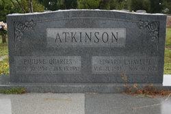 Pauline Hopkins <i>Quarles</i> Atkinson