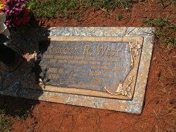 Rebecca R West