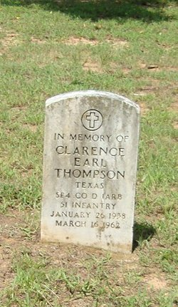 Clarence Earl Thompson