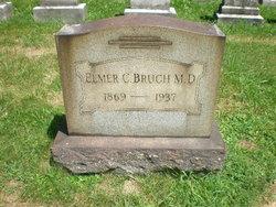 Dr Elmer Clinton Bruch