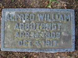 Alfred William Arbuthnot