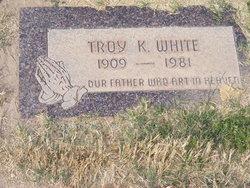 Troy K White