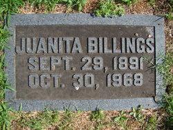 Juanita Billings