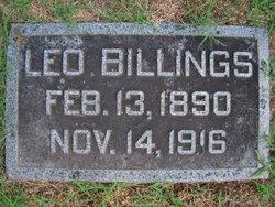 Leo Billings