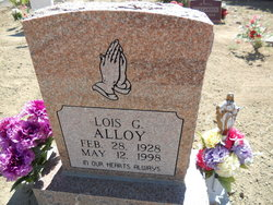 Lois G. <i>Hargis</i> Alloy