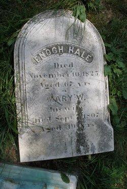 Mary <i>Woodwell</i> Hale