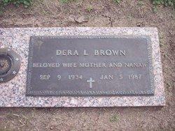 Dera Leona <i>McCraw</i> Brown