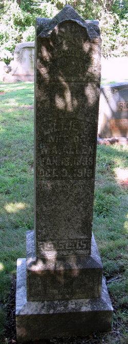 Lillie J. Allen
