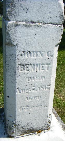 John Cook Bennett