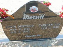 Edwin Durwood Merrill