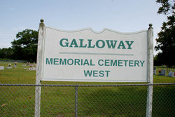 Galloway Memorial Cemetery West