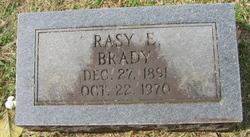 Rasy Edward Brady
