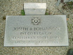 Joseph Alavia Bohannon