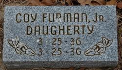 Coy Furman Daugherty, Jr
